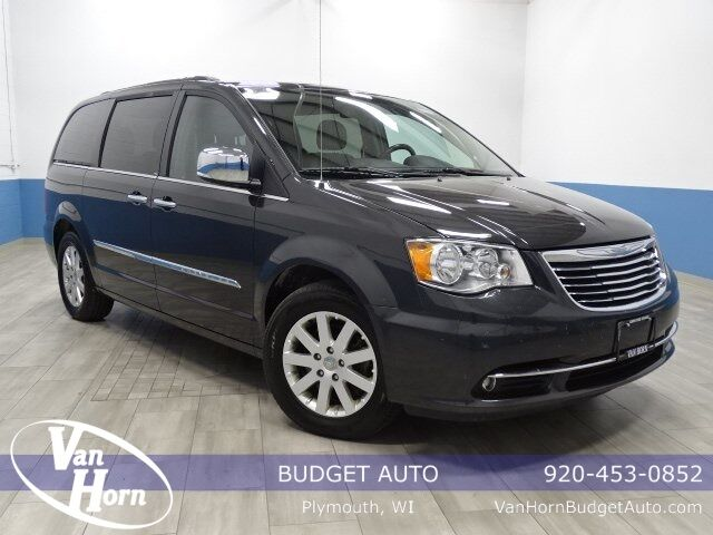2012 Chrysler Town and Country Touring-L Plymouth WI
