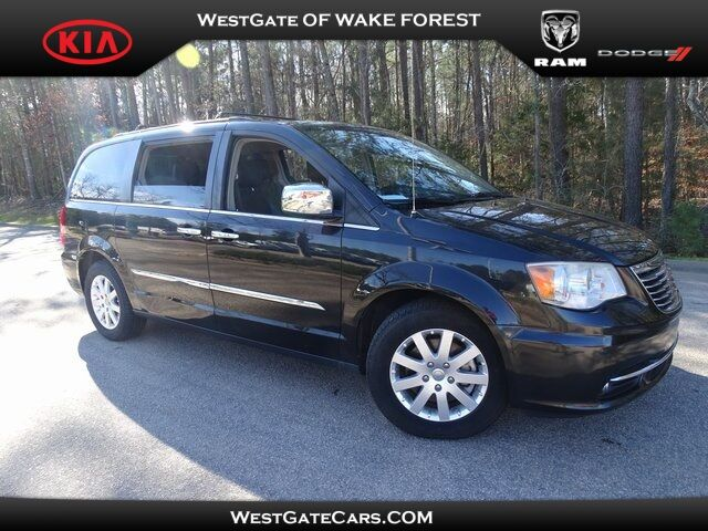 2012 Chrysler Town & Country Touring-L Raleigh NC