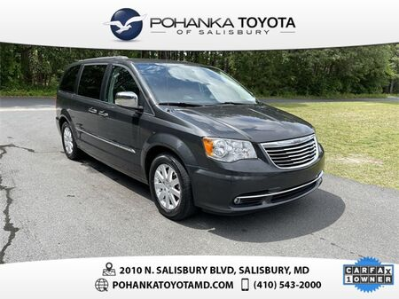 2012_Chrysler_Town & Country_Touring-L_ Salisbury MD