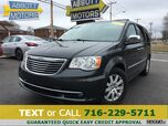 2012 Chrysler Town & Country Touring-L w/Heated Leather