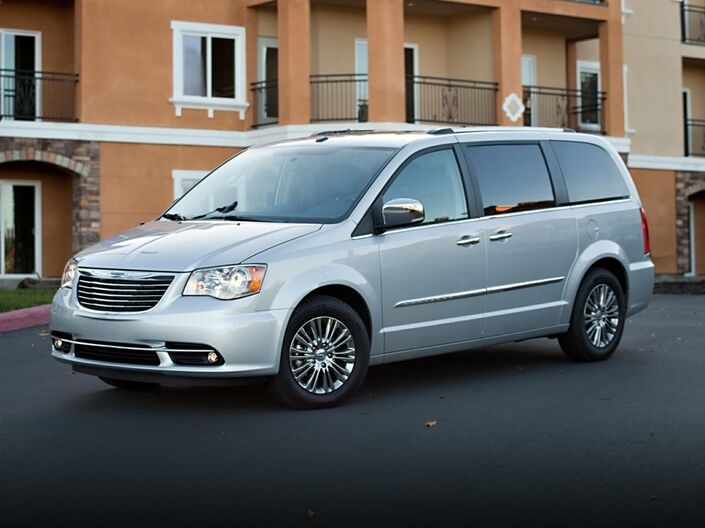 2012 Chrysler Town & Country Touring Pittsburgh PA