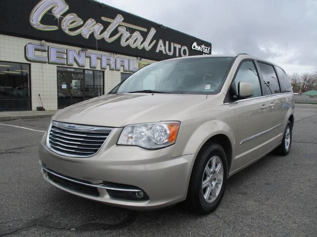 2012 Chrysler Town & Country Touring Murray UT