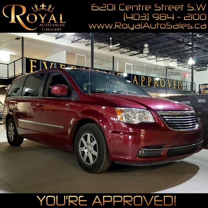 2012 Chrysler Town & Country Touring *PRICE REDUCED* Calgary AB