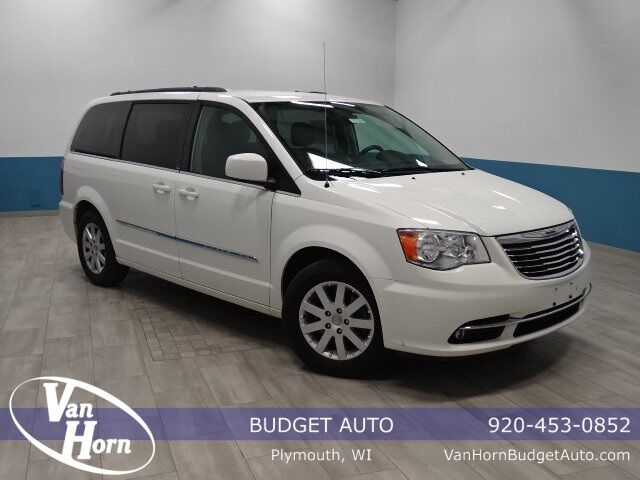 2012 Chrysler Town and Country Touring Plymouth WI