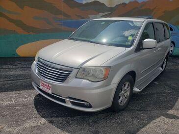 2012_Chrysler_Town & Country_Touring_ Saint Joseph MO