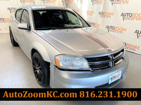 2012 DODGE AVENGER  Kansas City MO