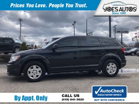 2012_DODGE_JOURNEY_SE_ Toledo OH