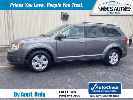 2012_DODGE_JOURNEY_SXT_ Toledo OH