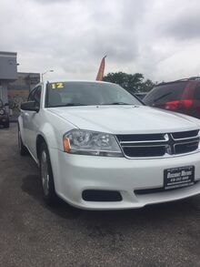 2012_Dodge_Avenger__ Baltimore MD