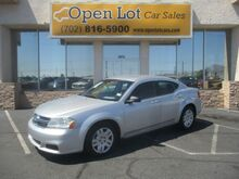 2012_Dodge_Avenger_Base_ Las Vegas NV