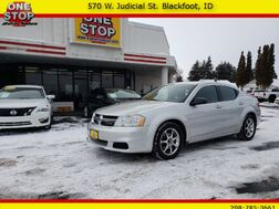 2012_Dodge_Avenger_Base_ Pocatello and Blackfoot ID