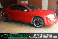 2012_Dodge_Avenger_SE_ Fort Wayne Auburn and Kendallville IN