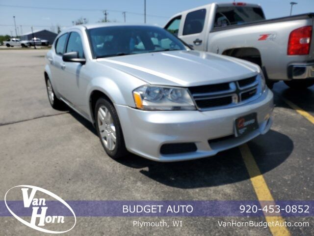 2012 Dodge Avenger SE Milwaukee WI
