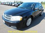 2012 Dodge Avenger SE PRE-AUCTION