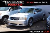 2012 Dodge Avenger SXT Plus