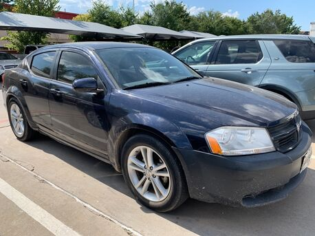 2012_Dodge_Avenger_SXT REALLYE APPEARANCE/UNCONNECT/CRUISE_ Euless TX