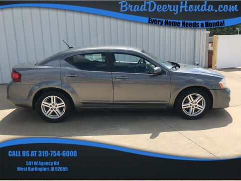 2012_Dodge_Avenger_SXT_ West Burlington IA