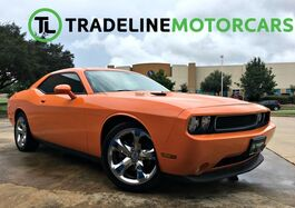 2012_Dodge_Challenger_R/T Classic HEADER ORANGE, BLUETOOTH, V8... AND MUCH MORE!!!_ CARROLLTON TX