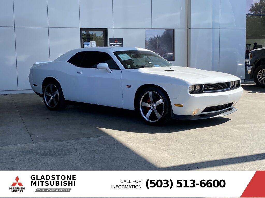 2012 Dodge Challenger SRT8 392 Milwaukie OR
