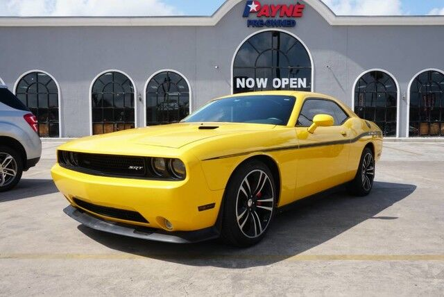 Used 2012 Dodge Challenger Yellow Jacket In Mcallen Tx