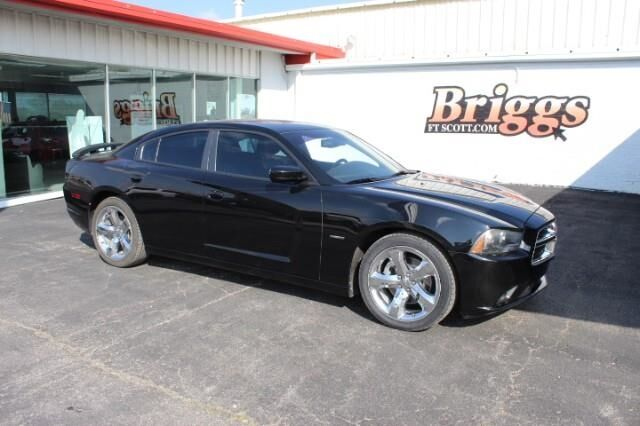 2012 Dodge Charger 4dr Sdn RT Max RWD Fort Scott KS