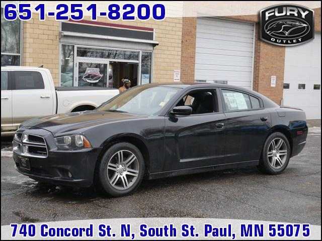 2012 Dodge Charger 4dr Sdn SXT RWD St. Paul MN