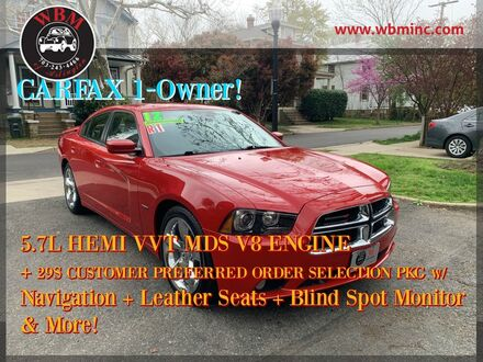 2012_Dodge_Charger_R/T_ Arlington VA
