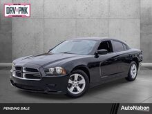 2012_Dodge_Charger_SE_ Houston TX