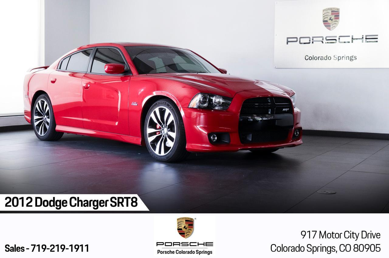 2012 Dodge Charger SRT8 Colorado Springs CO