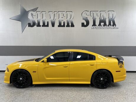 2012 Dodge Charger SRT8 Super Bee 6.4L-V8 Hemi Dallas TX
