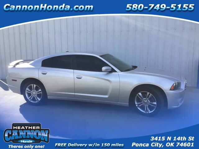 2012 Dodge Charger SXT Plus Ponca City OK
