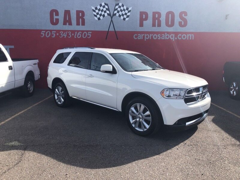 2012 Dodge Durango Crew Albuquerque NM