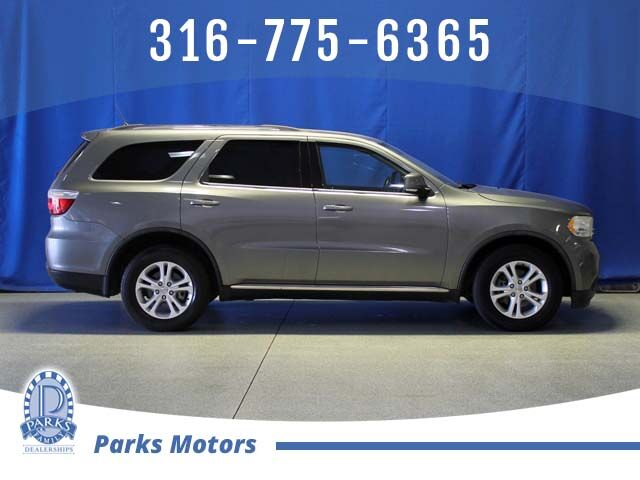 2012 Dodge Durango Crew Wichita KS
