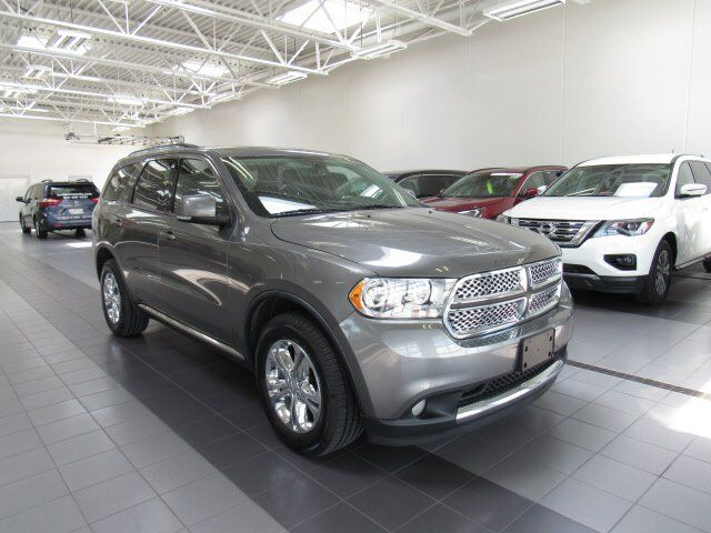 2012 Dodge Durango Crew Green Bay WI