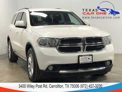 2012_Dodge_Durango_SXT AWD AUTOMATIC DUAL CLIMATE CONTROL THIRD ROW SEAT ALLOY WHEE_ Carrollton TX