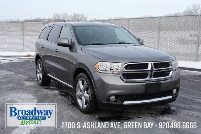 2012 Dodge Durango SXT Green Bay WI