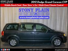 Dodge Grand Caravan Canada Value Package 2012