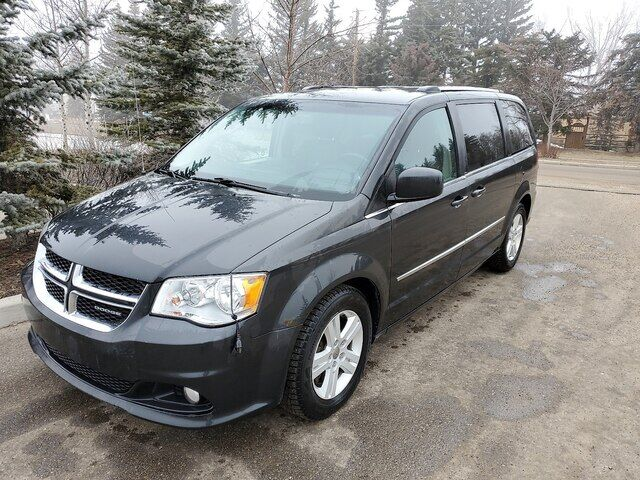 2012 Dodge Grand Caravan Crew - Wholesale Special - Nav Leather Calgary AB