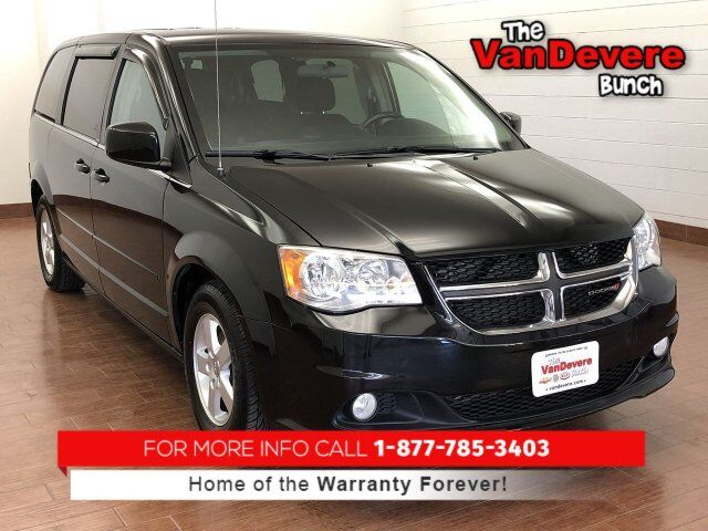 2012 Dodge Grand Caravan Crew Akron OH