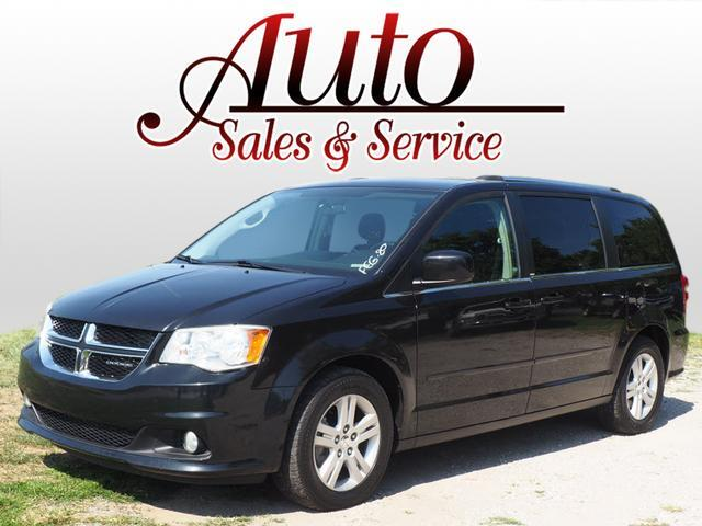 2012 Dodge Grand Caravan Crew Indianapolis IN