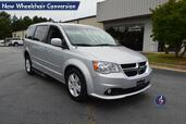 2012 Dodge Grand Caravan Crew New Wheelchair Conversion