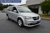 2012 Dodge Grand Caravan Crew New Wheelchair Conversion Conyers GA