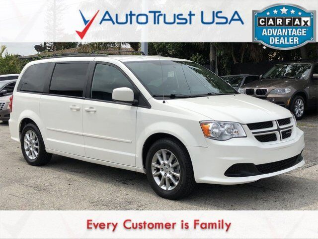 2012 Dodge Grand Caravan R/T Miami FL