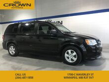 2012_Dodge_Grand Caravan_SE ** Stow and Go** Tinted Windows**_ Winnipeg MB