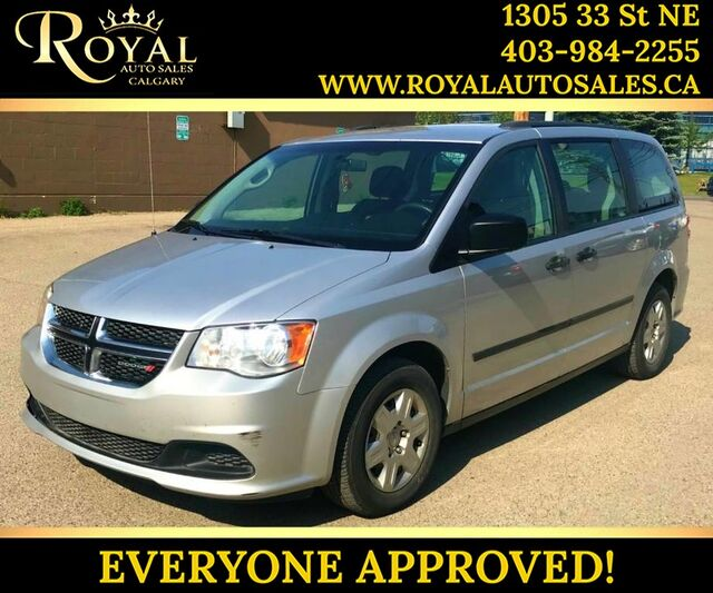 2012_Dodge_Grand Caravan_SE AUX INPUT, MP3 PLAYER, 7 PASSENGER_ Calgary AB