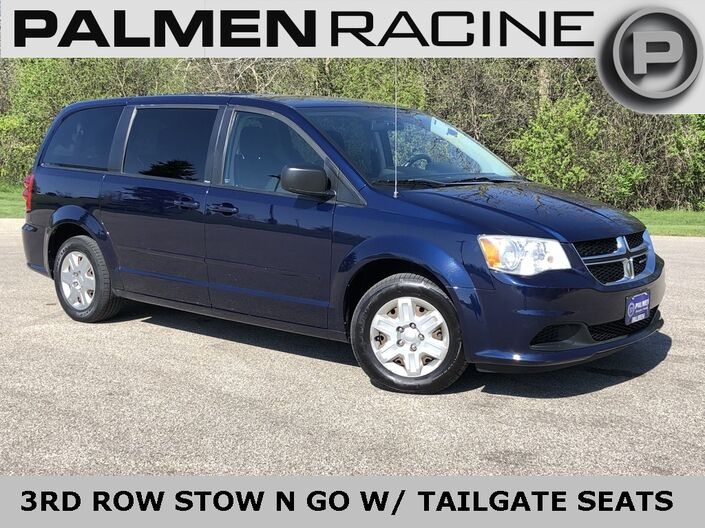 2012 Dodge Grand Caravan SE/AVP Racine WI
