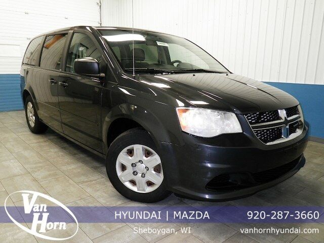2012 Dodge Grand Caravan SE/AVP Plymouth WI