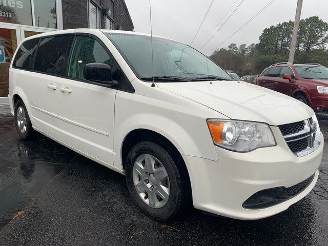 2012 Dodge Grand Caravan SE/AVP Raleigh NC