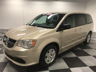 2012_Dodge_Grand Caravan_SE_ Chattanooga TN