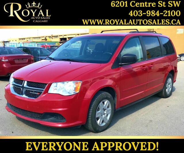 2012_Dodge_Grand Caravan_SXT AUX INPUT, MP3 PLAYER ***PRICE REDUCED***_ Calgary AB